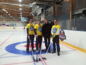Finnish Bonspiel 2015 - Teams