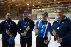 Finnish Bonspiel 2015